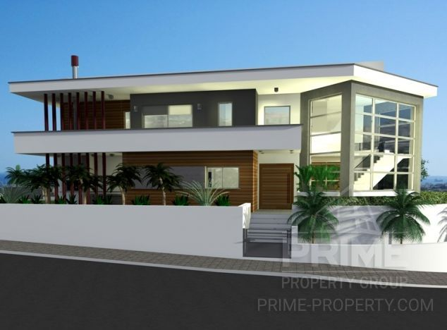 Cyprus property, Villa for sale ID:4861