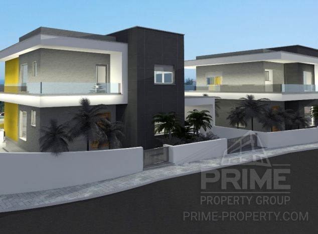 Cyprus property, Villa for sale ID:4863