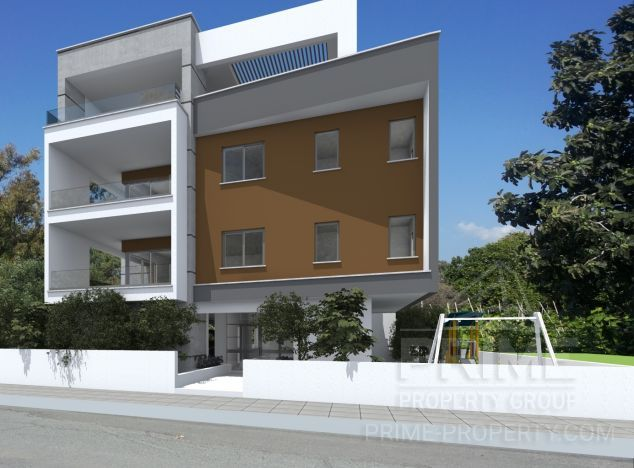 Cyprus property, Apartment for sale ID:4865