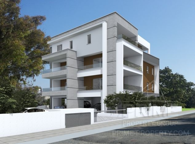 Cyprus property, Apartment for sale ID:4868