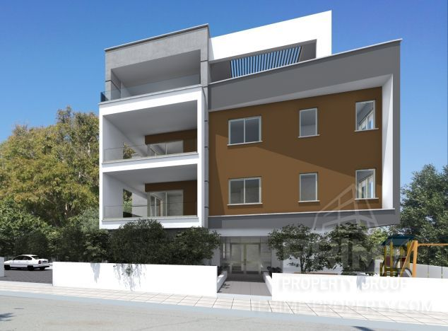 Cyprus property, Apartment for sale ID:4869