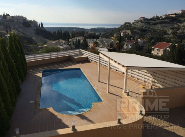 Cyprus property, Villa for rent ID:4885
