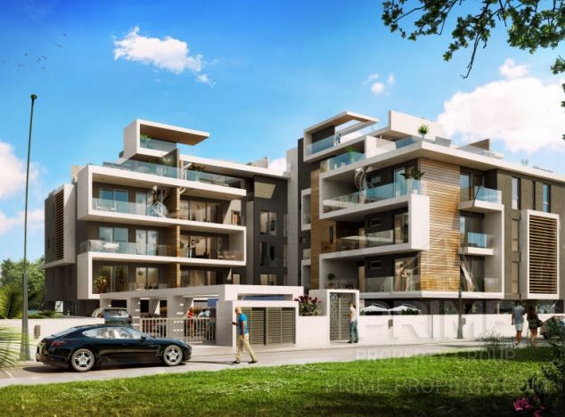 Cyprus property, Apartment for sale ID:4897
