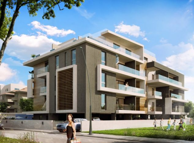 Cyprus property, Apartment for sale ID:4898
