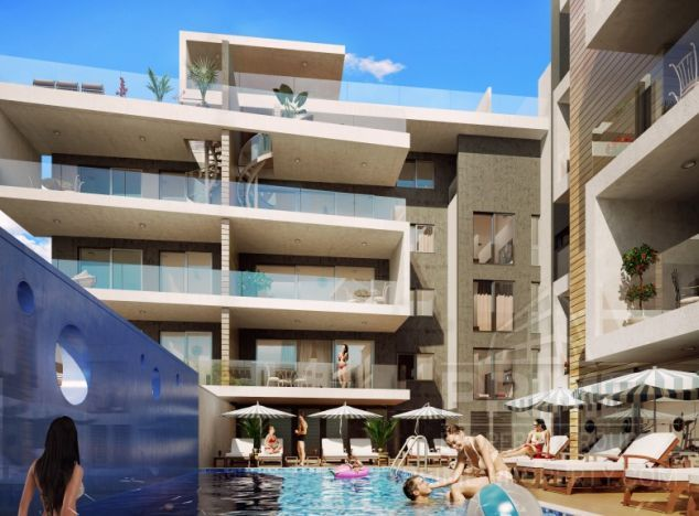 Cyprus property, Apartment for sale ID:4904