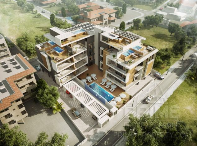 Cyprus property, Apartment for sale ID:4908
