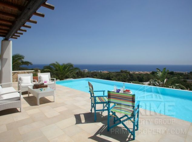 Cyprus property, Villa for holiday rent ID:4921