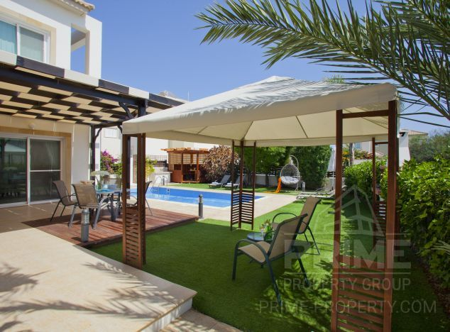Cyprus property, Villa for holiday rent ID:4930