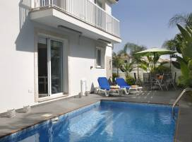 Cyprus property, Villa for holiday rent ID:4943