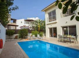 Cyprus property, Villa for holiday rent ID:4947