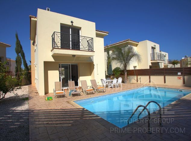 Cyprus property, Villa for holiday rent ID:4950