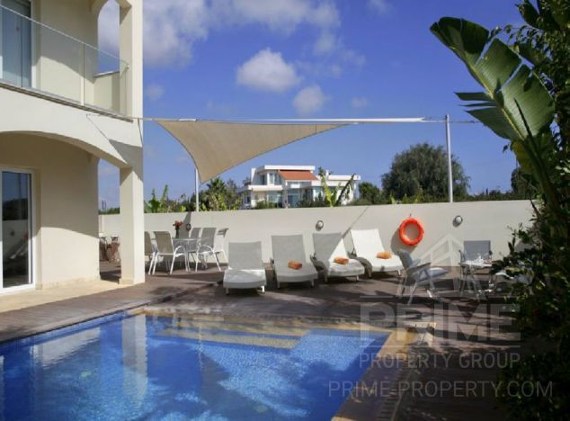 Cyprus property, Villa for holiday rent ID:4951