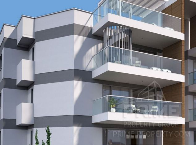 Cyprus property, Apartment for sale ID:4952