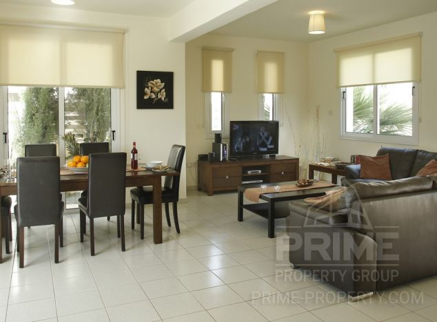 Cyprus property, Villa for holiday rent ID:4955