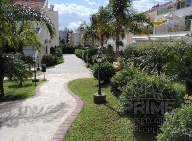 Garden Apartment 4982 in Limassol