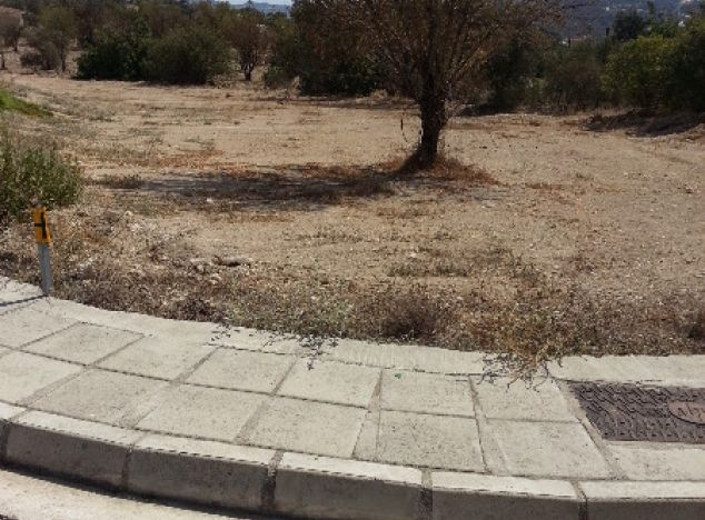 Land 5000 on sell in Limassol