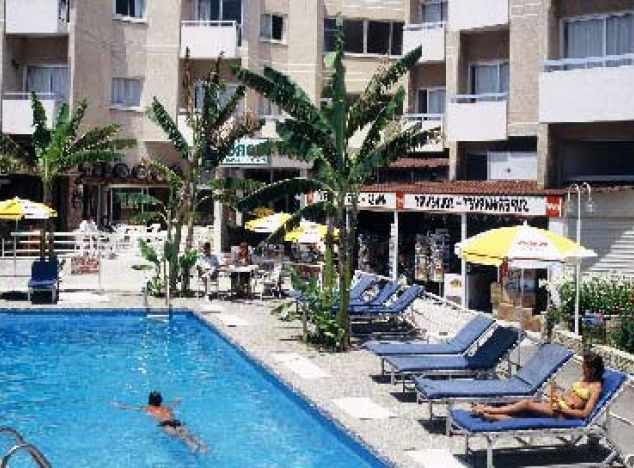 Sell Hotel 5081 in Larnaca