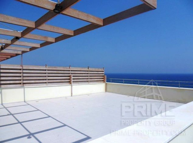 Cyprus property, Penthouse for rent ID:5089
