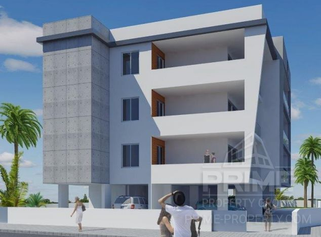 Cyprus property, Apartment for sale ID:5106