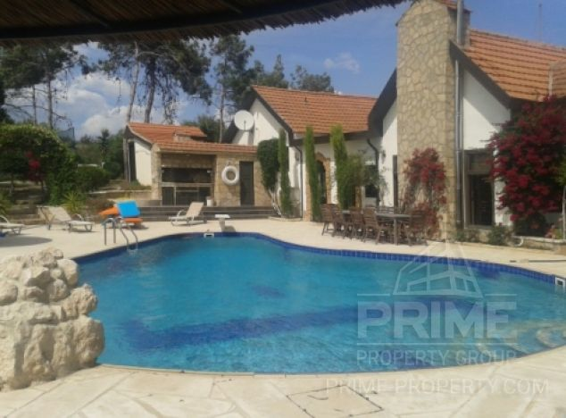 Cyprus property, Villa for rent ID:5107