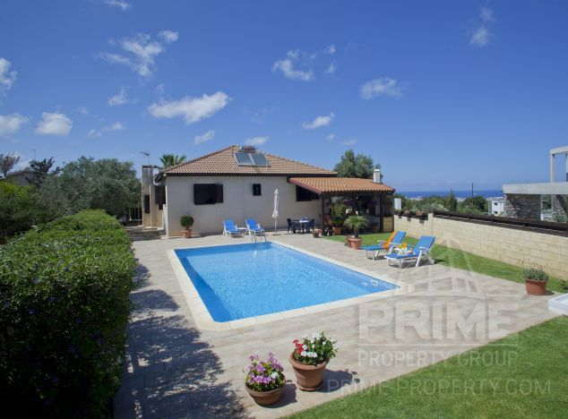 Cyprus property, Villa for holiday rent ID:5115