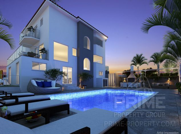 Cyprus property, Villa for sale ID:5153