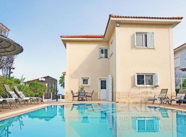 Cyprus property, Villa for holiday rent ID:5166