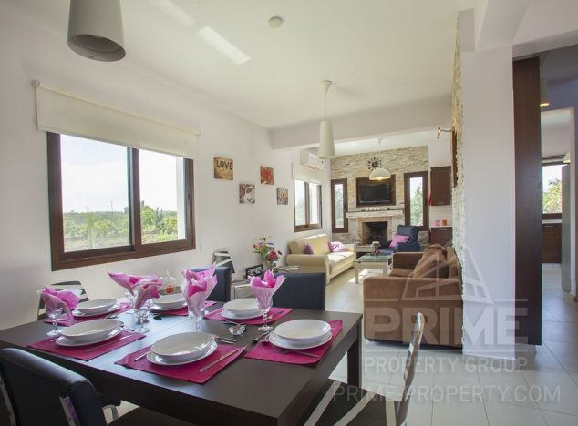 Cyprus property, Villa for holiday rent ID:5178