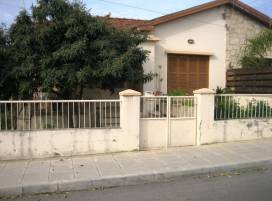 Cyprus property, Bungalow for sale ID:5180