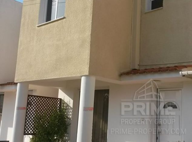 Cyprus property, Townhouse for rent ID:5182