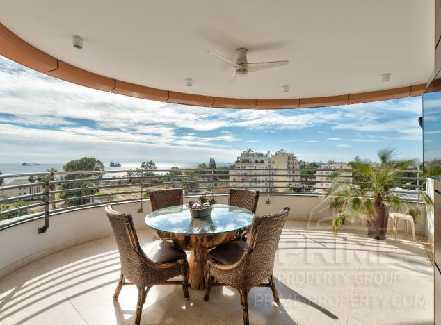 Cyprus property, Penthouse for sale ID:5201