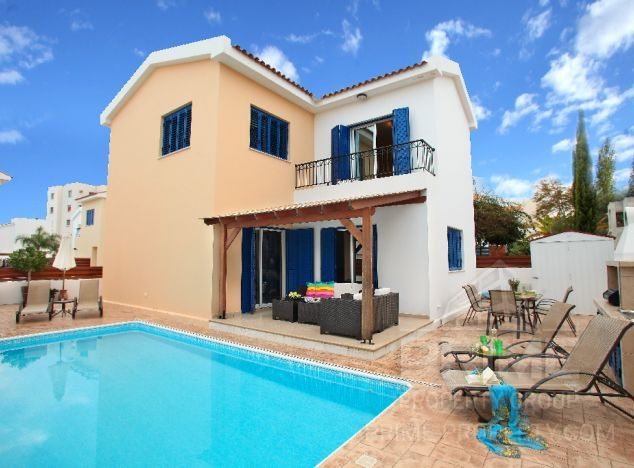 Cyprus property, Villa for holiday rent ID:5215
