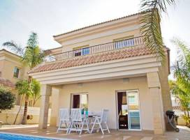 Cyprus property, Villa for holiday rent ID:5224