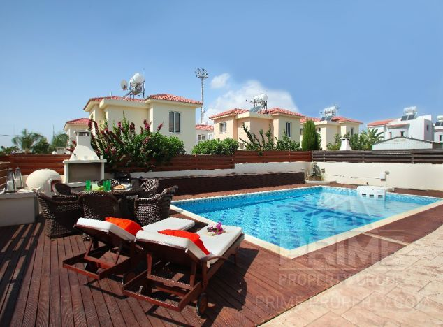 Cyprus property, Villa for holiday rent ID:5273
