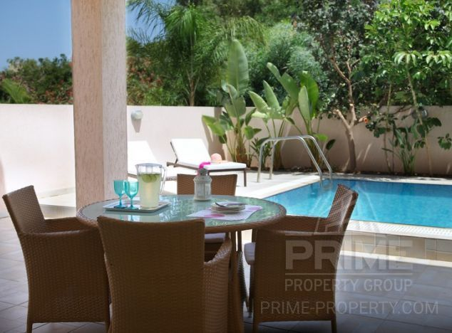 Cyprus property, Villa for holiday rent ID:5281