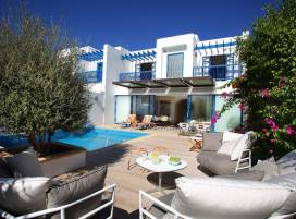 Cyprus property, Villa for holiday rent ID:5291