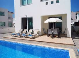 Cyprus property, Villa for holiday rent ID:5293