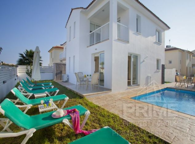 Cyprus property, Villa for holiday rent ID:5313