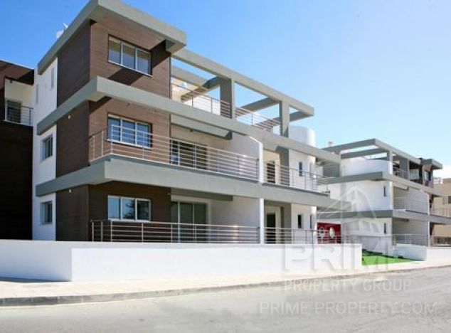 Cyprus property, Apartment for sale ID:532