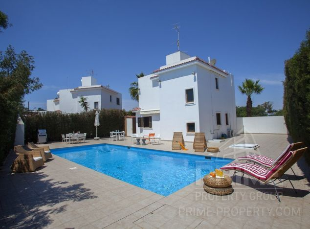 Cyprus property, Villa for holiday rent ID:5338