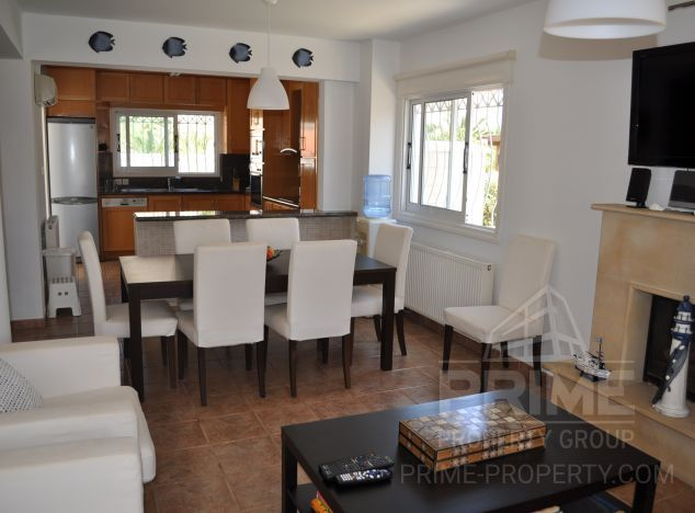 Cyprus property, Villa for holiday rent ID:5358