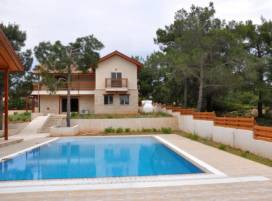 Cyprus property, Villa for rent ID:5361