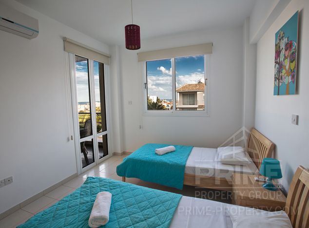 Cyprus property, Apartment for holiday rent ID:5384