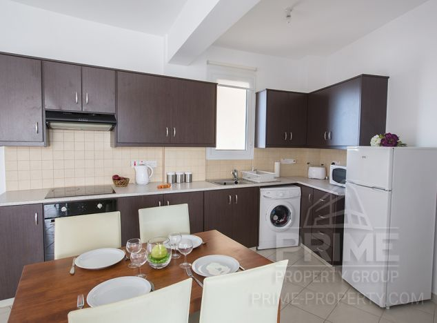 Cyprus property, Apartment for holiday rent ID:5390
