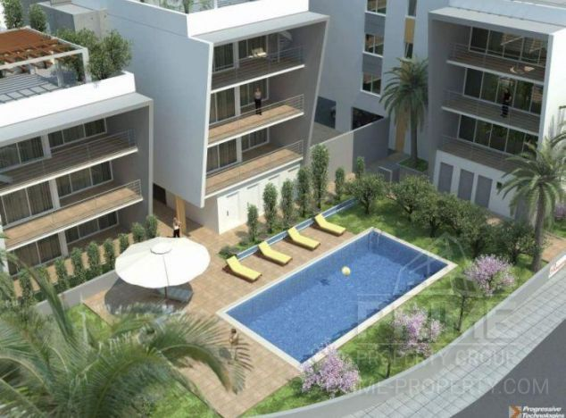 Cyprus property, Apartment for sale ID:540