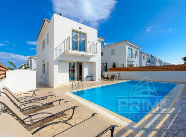 Cyprus property, Villa for holiday rent ID:5402