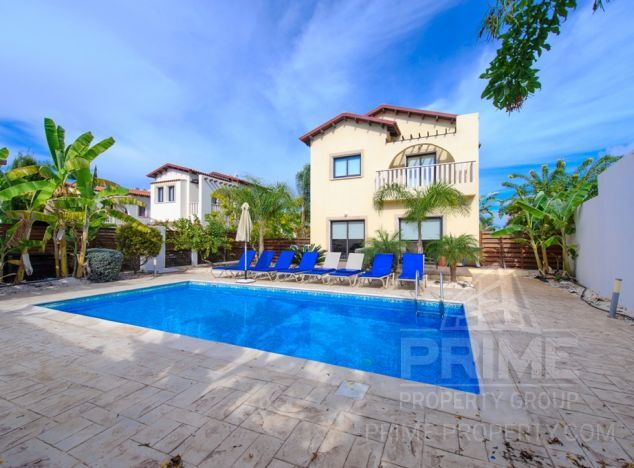 Cyprus property, Villa for holiday rent ID:5412