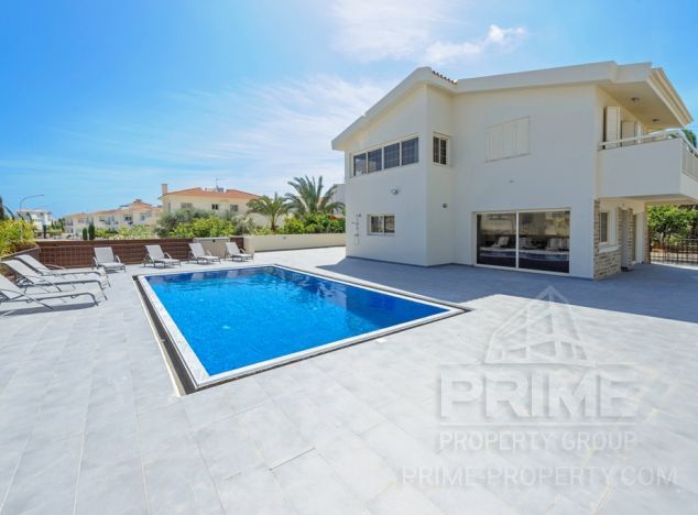 Cyprus property, Villa for holiday rent ID:5418