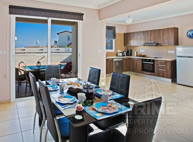 Cyprus property, Villa for holiday rent ID:5423