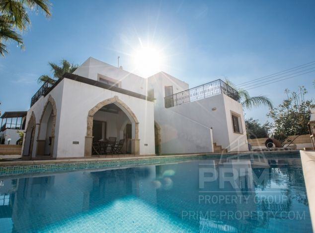 Cyprus property, Villa for holiday rent ID:5437